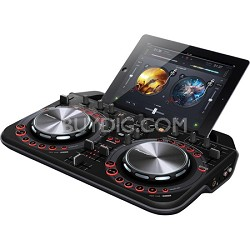 Pro DJ DDJ-WeGO2 DJ Controller - Black
