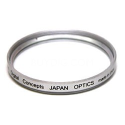 40.5mm clear glass UV Filter (you must have this basic clear filter!)