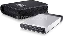 Pocket Media Drive 320 GB USB 2.0 Portable External Hard Drive With Case