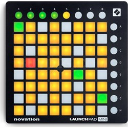 Launchpad Mini Compact USB Grid Controller for Ableton Live, MK2 Version