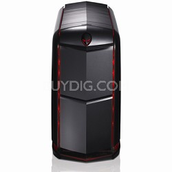 Aurora Desktop- Matte Stealth Black Intel Core i7-2600K
