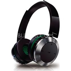 Premium Wireless On-Ear Monitor Headphone - Black