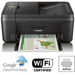 PIXMA MX492 WiFi All-In-One Printer Scanner Copier Fax (Ships in 1-2 days)