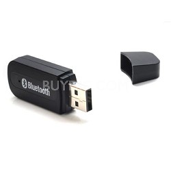 BLUEMINI Handheld Bluetooth Audio Receiver Black