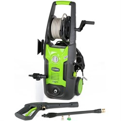 1700 PSI 1.2 GPM 13 Amp Vertical Pressure Washer w/ Hose Reel (GPW1702)
