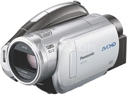 HDC-DX1 - 3CCD High-definition DVD Camcorder w/ OIS and 12x - REFURBISHED