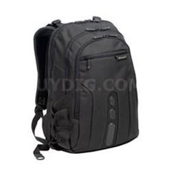 "Spruce Backpack for 17"" Laptops in Black - TBB019US"
