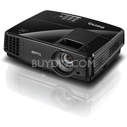 BenQ MS504 SVGA 3000L Smarteco 3D Projector with 10,000 Hour Lamp Life Projector