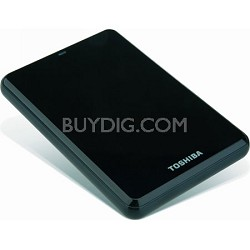 Canvio 2.0 750GB Portable Hard Drive in Black