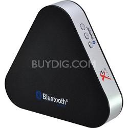 Triangular Bluetooth Speaker - Black