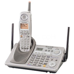 KX-TG5240M 5.8 GHz Expandable Cordless Phone System w/Talking Caller ID1 and Ans