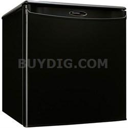 DAR017A2BDD Compact All Refrigerator, 1.7 Cubic Feet, Black