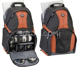 3385 Aero Speed Pack 85 Dual Access Photo/Laptop Backpack (Rust)