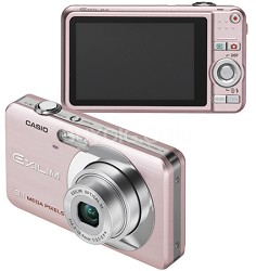 "Exilim EX-Z80 8.1MP Digital Camera with 2.6"" LCD (Pink)"
