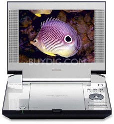 "SDP-2800 - 9"" Portable DVD Player"