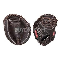Pro Preferred Mocha 34 Inch Baseball Catcher's Mitt