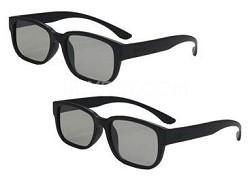 AG-F210 - 3D Cinema Series Glasses 2 Pack