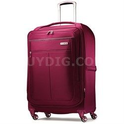 "MIGHTlight 25"" Ultra-lightweight Spinner Luggage - Berry"