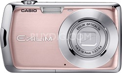 "Exilim S5 10MP 2.7"" LCD Digital Camera (Soft Pink)"