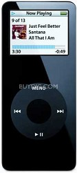 iPod nano 4GB Black MP3 Player