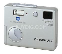 Dimage X31 Digital Camera