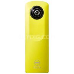 Theta M15 360 Degree Spherical Panorama Camera (Yellow) - 910702