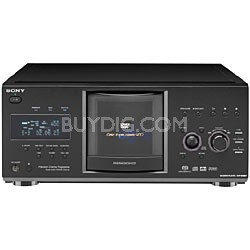 DVP-CX985V 400 Disc Progressive DVD/SACD Player