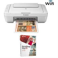 Pixma MG2920 Wireless All in One Printer+Corel Paintshop Pro X9 Ships in 2-5Days