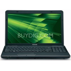 "Satellite 15.6"" C655D-S5085 Notebook PC"