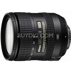 AF-S DX NIKKOR 16-85mm f/3.5-5.6G ED VR Lens - Factory Refurbished