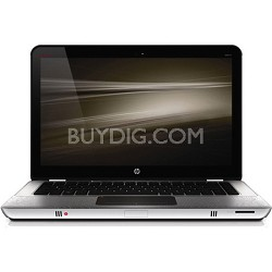"ENVY 14.5"" 14-2130NR Notebook PC - Intel Core i5-2430M Processor"