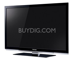 46-Inch 1080p 120 Hz Ultra Thin LED HDTV, Black