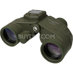 71422 Cavalry 7x50 GPS Binocular - Olive Green