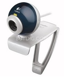 QuickCam Express Webcam - White/Blue