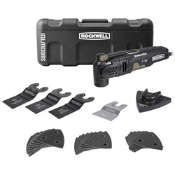 Sonicrafter F30 3.5 Amp Oscillating Multi-Tool with Hyperlock (RK5131K)