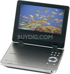 "SD-P1750 - Portable DVD Player w/ 7"" Widescreen LCD"
