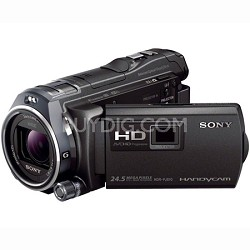HDR-PJ810/B Full HD 60p/24p Camcorder  OPEN BOX