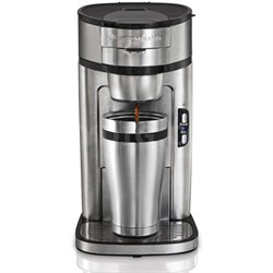 Scoop Single-Cup Coffee Maker - Factory Refurbished