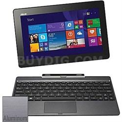 "10.1"" Detachable 2-in-1 Touchscreen Laptop - Intel Atom Z3775, 64GB HD, 2GB RAM"