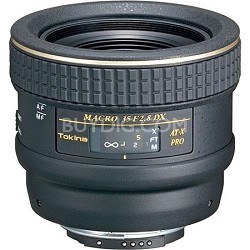 35mm f2.8 Macro AT-X Pro DX for Canon Digital SLR