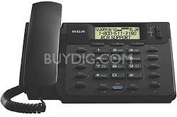 2-line Corded Phone Speakerphone Caller ID