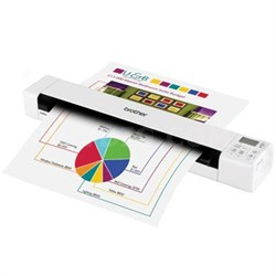 Wireless Mobile Color Scanner