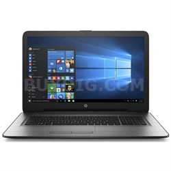 """17-y010nr AMD Quad-Core A8-7410 APU 4GB DDR3L 17.3"""" Notebook"""