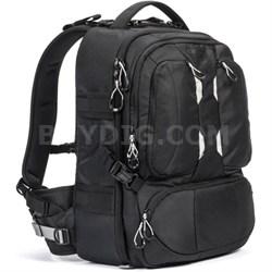 ANVIL Slim 15 Photo DSLR Camera and Laptop Backpack (Black) - T0230-1919