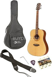 Gypsy Muse Acoustic Guitar Package