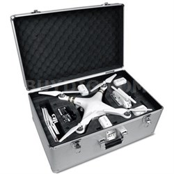 Aluminum Custom Fit Carrying Case for DJI Phantom 3 & 4