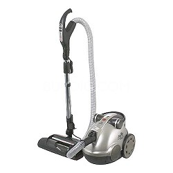 WindTunnel Electronic Bagless Canister Vacuum