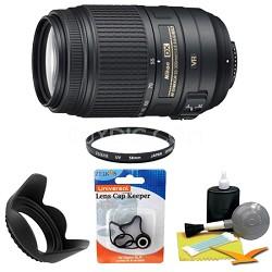 2197 - 55-300mm f/4.5-5.6G ED VR AF-S DX NIKKOR Lens for Nikon Digital SLR
