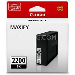 MAXIFY PGI-2200 Black Pigment Ink Tank