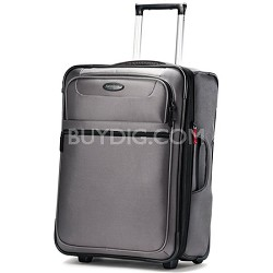 "Lift 21"" Upright Luggage (Charcoal)"